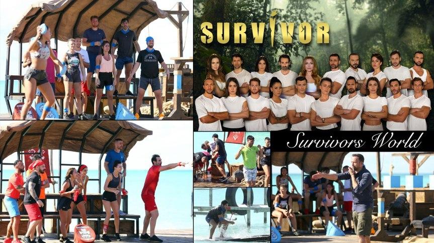 Survivor 4 πρεμιέρα! Με το δεξί οιμαχητές..